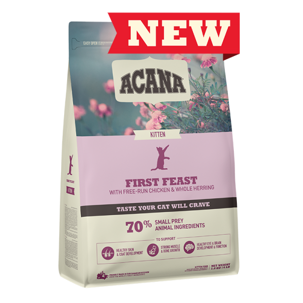 Acana Cat First Feast 1.8 Kg