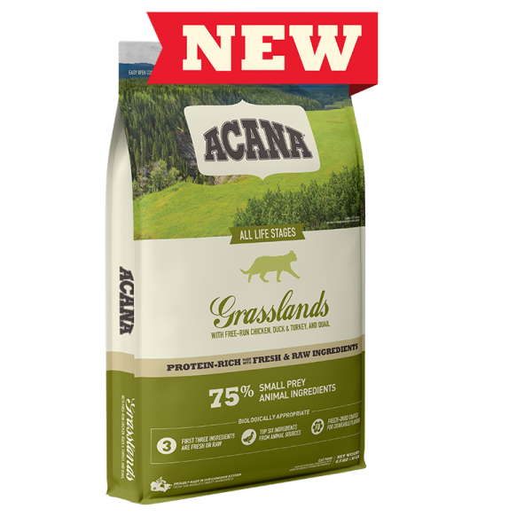 Acana Cat Grasslands 4.5 kg