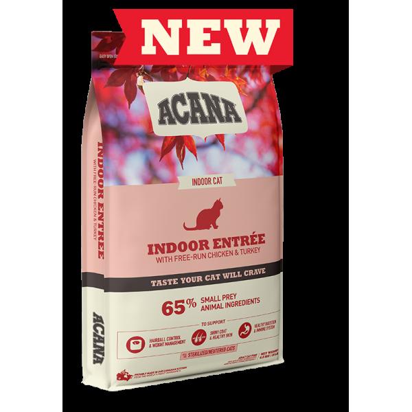 Acana Cat Indoor Entree 1.8 Kg