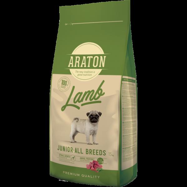 Araton Dog Junior Lamb Rice 15 Kg