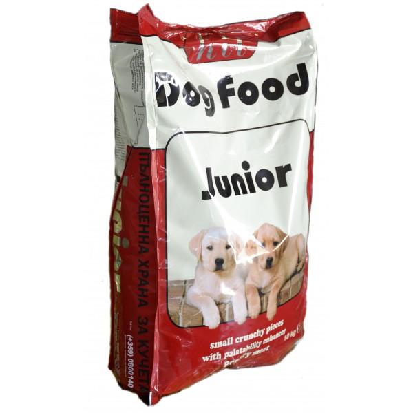 Hrana uscata pentru caini, HIT, Junior, 10 Kg