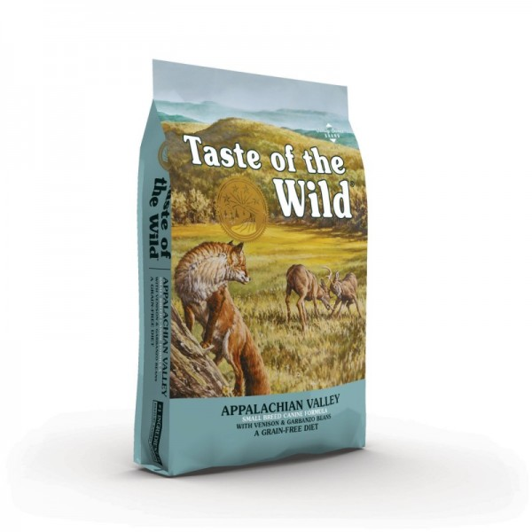 Taste of the Wild Appalachian Valley 12.2 kg  + cadou 1 x ulei somon dr Bute 250 ml