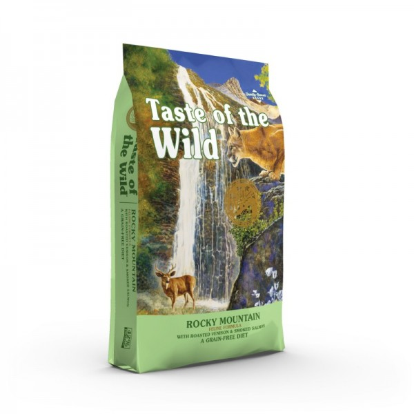 Taste of the Wild Cat Rocky Mountain 2 kg