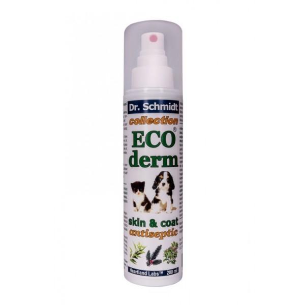 Spray pentru blana si piele Dr. Schmidt ECO DERM 200 ml