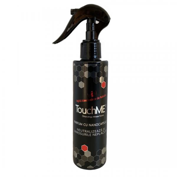 Parfum cu nanocapsule pentru casa si tesaturi, Touchme, Red, 200ml