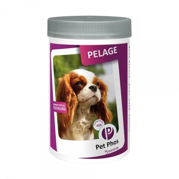 Pet Phos Special Pelage, 450 tablete