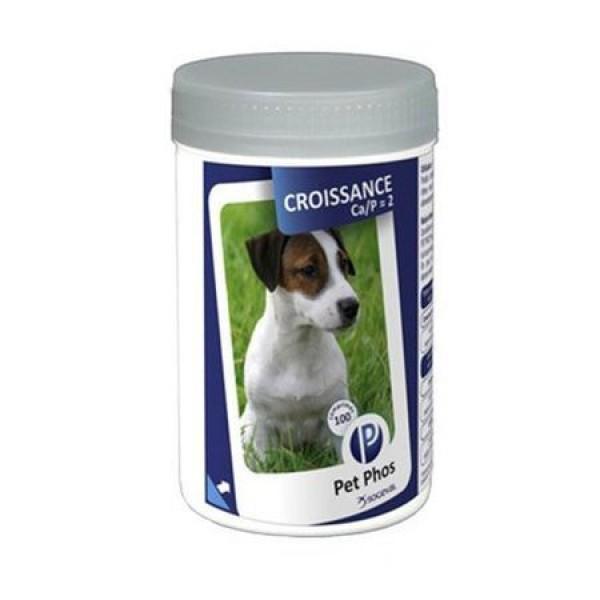 Pet Phos Croissance Ca/P=2 100 tbl