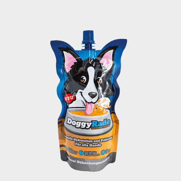 Bautura izotonica DoggyRade, pentru caini cu varsta peste 6 saptamani, 250 ml