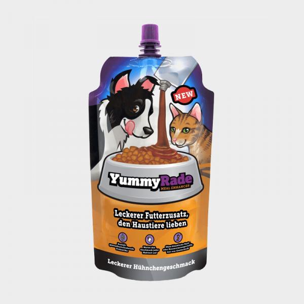 Bautura izotonica YummyRade, pentru caini si pisici, 250 ml