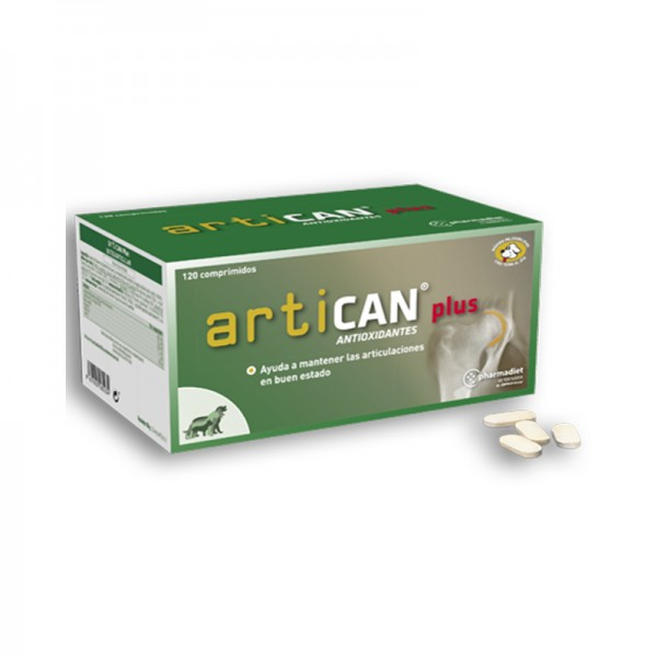 Artican Plus Antioxidants 120 tablete