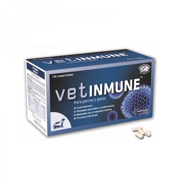 Supliment nutritional pentru caini si pisici, Vetinmune 120 comprimate
