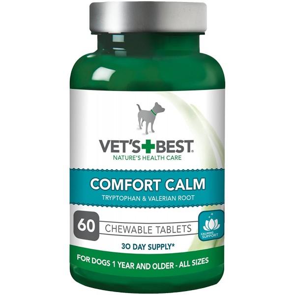 Vet's Best, Confort Calm, 60 tab