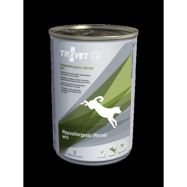 Trovet Dog Hipoalergenic Cal Conserva 400 gr