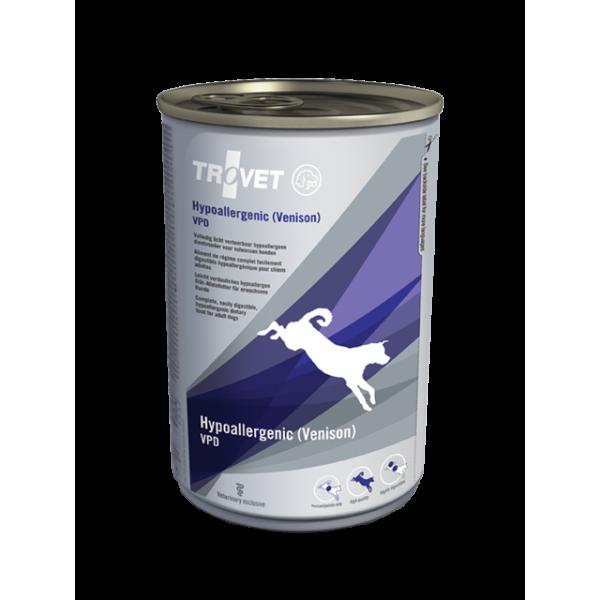 Trovet Dog Hipoalergenic Caprioara Conserva 400 gr