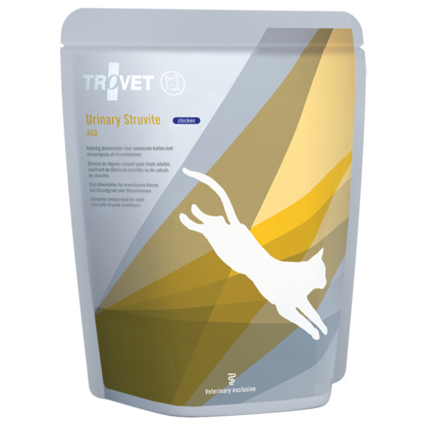 Trovet Cat Urinary Struvite plic 85 gr