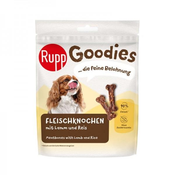 Recompense pentru caini, Rupp, cu miel si orez, 75 gr