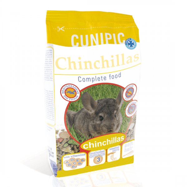 Cunipic Chinchilla 800 gr
