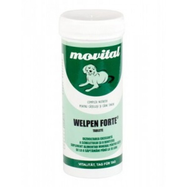 Supliment Movital, Welpen Forte 150tb