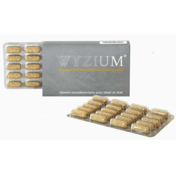 Supliment nutraceutic pentru caini si pisici, Wyzium x 40 comprimate
