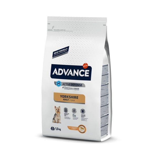 Advance Dog Yorkshire Terrier 1,5 kg