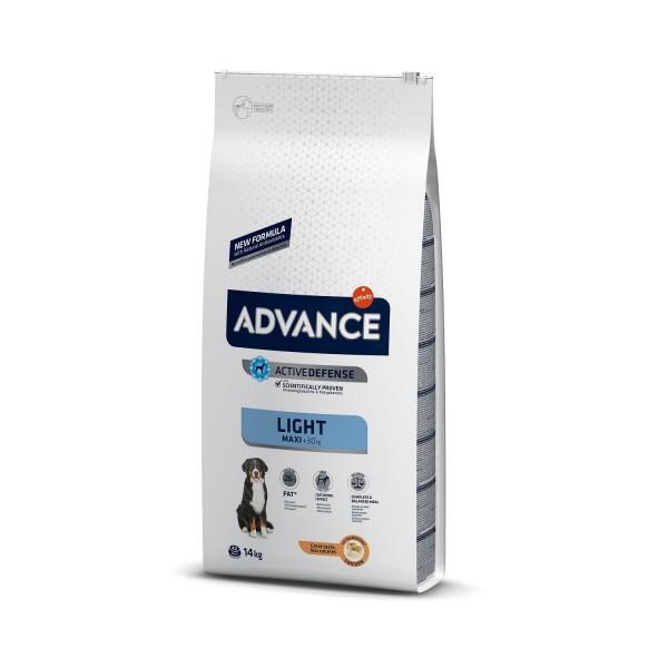 Advance Dog Adult Maxi Light 14 kg