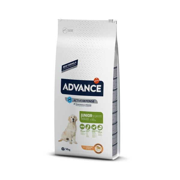 Advance Dog Junior Maxi 14 kg
