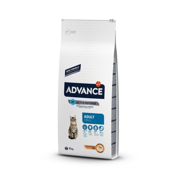 Advance Cat Adult Somon Sensitive 1.5 kg