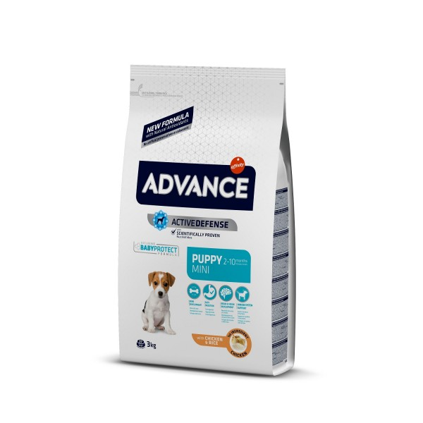 Advance Dog Puppy Mini Protect 3 kg