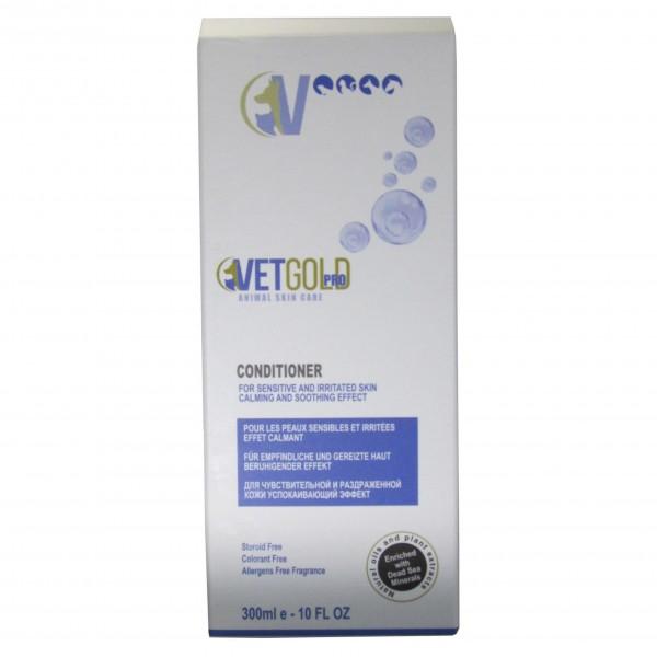Balsam pentru caini si pisici, Vetgold, pentru piele sensibila si iritata, 300 ml