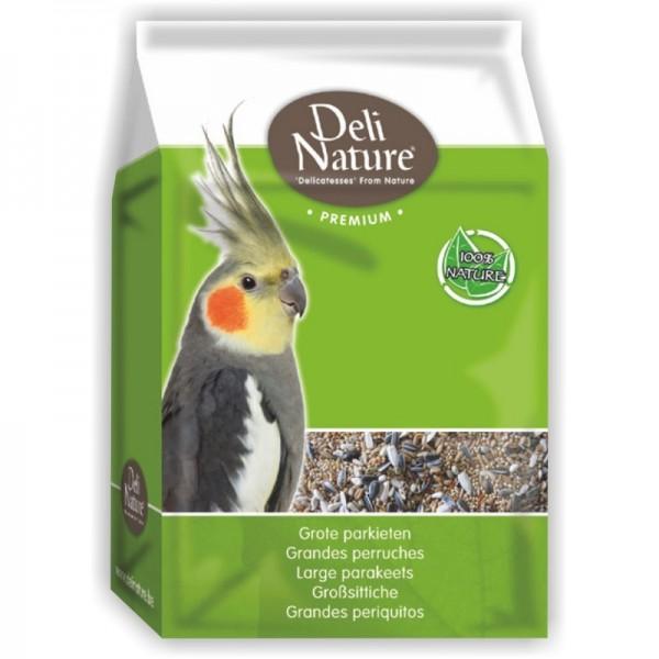 Deli Nature Premium PAPAGALI MARI, pg 1 kg