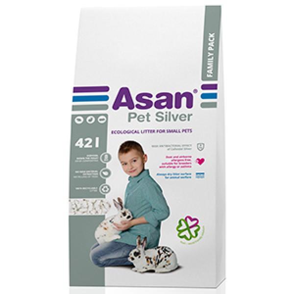 Asan Pet Silver 42 litri