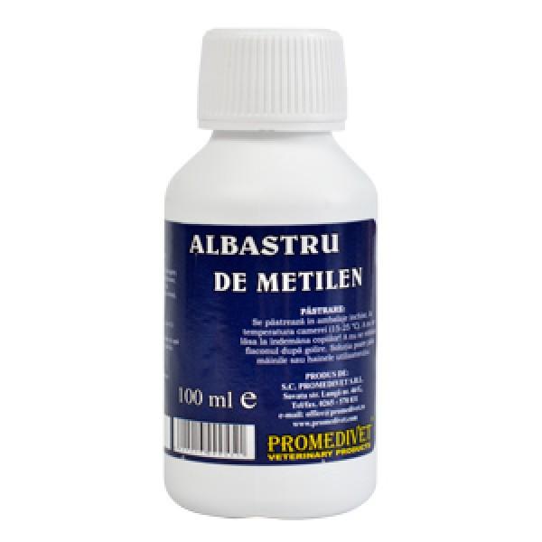 Albastru de metilen 1% 100 ml
