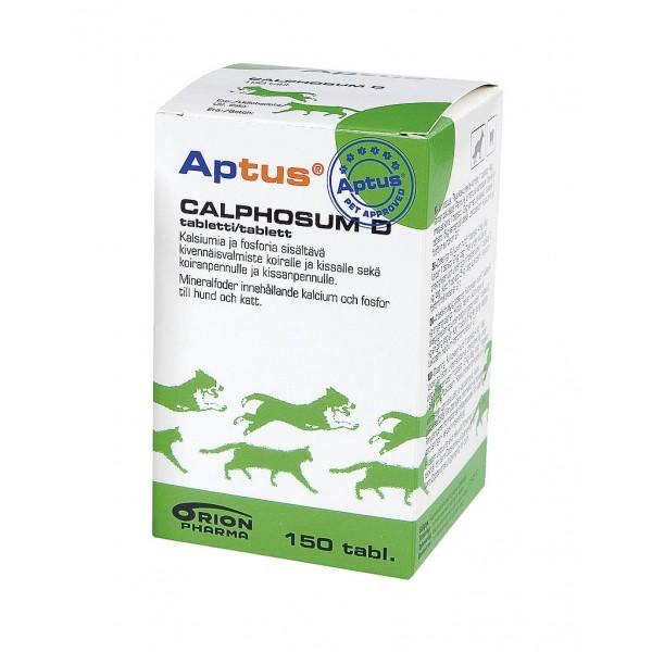 Aptus Calphosum D Vet 150 tb