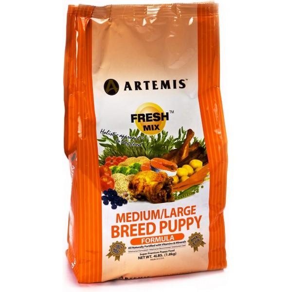 ARTEMIS FRESH MIX Puppy Medium / Large Breed Dog 13.6 kg