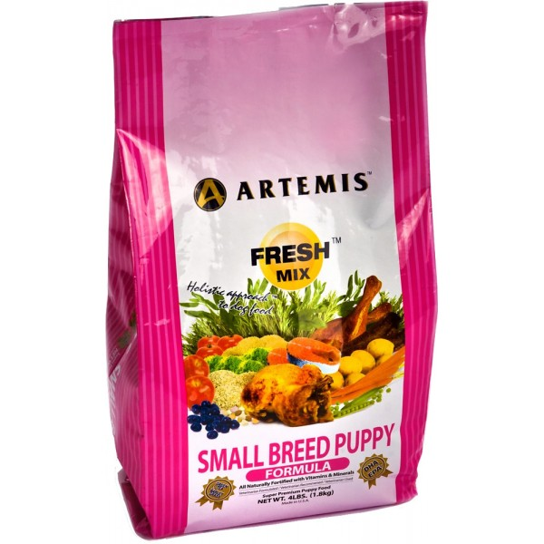 ARTEMIS FRESH MIX Puppy Small Breed Dog 1.8 kg