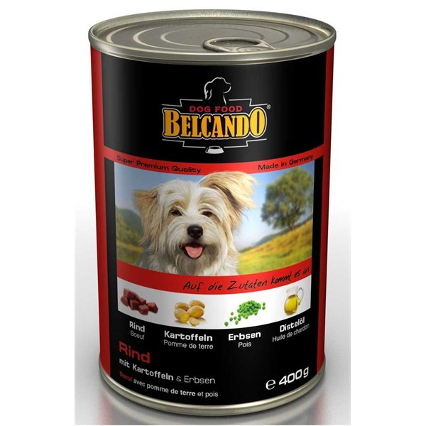 Belcando Conserva Caine Adult Vita/Cartofi Mazare 400 gr
