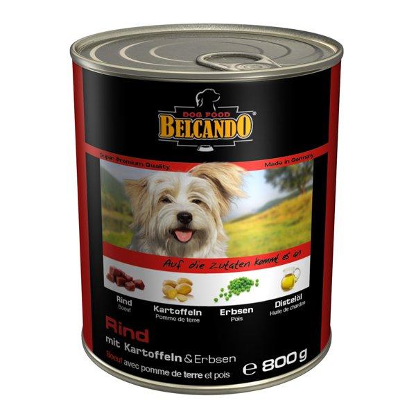 Belcando Conserva Caine Adult Vita/Cartofi Mazare 800 gr