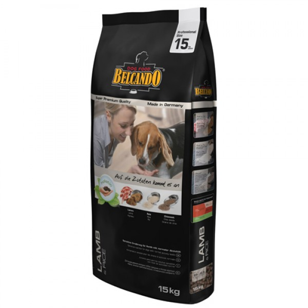 Belcando Adult Lamb/Rice 15 kg