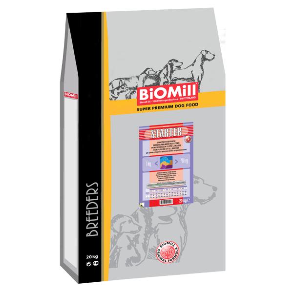 Biomill Breeders Dog Starter 20 kg