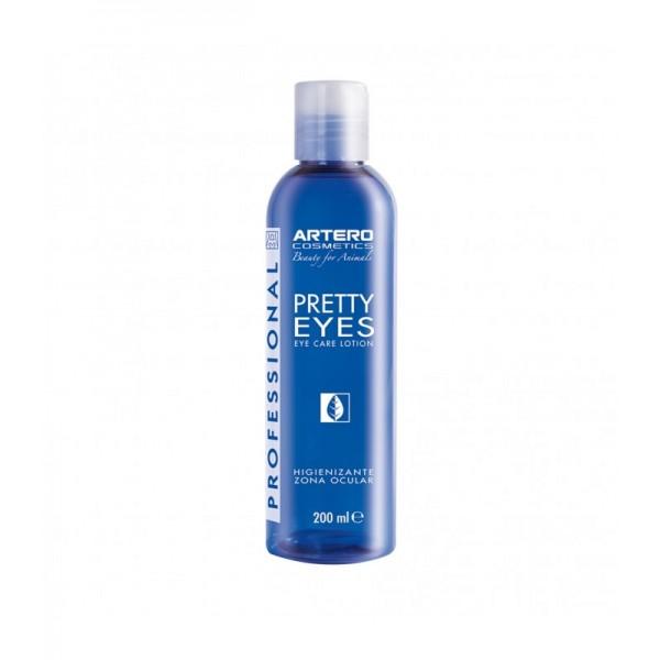 Soluţie profesională Artero Pretty Eyes pentru curaţarea şi îngrijirea ochilor, 250 ml