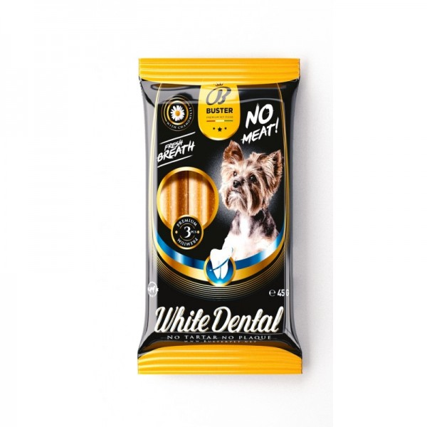 Recompense pentru caini Buster Dental Sticks 45 g, 3 buc