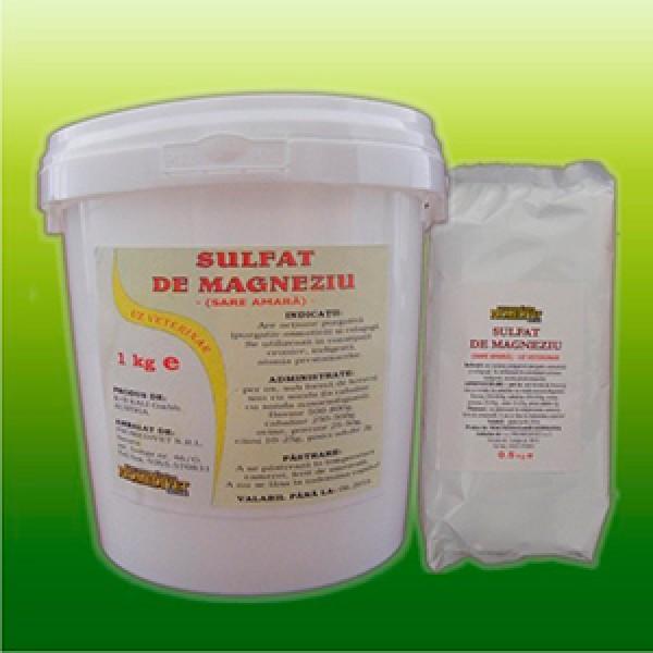 Sulfat de magneziu 500 gr
