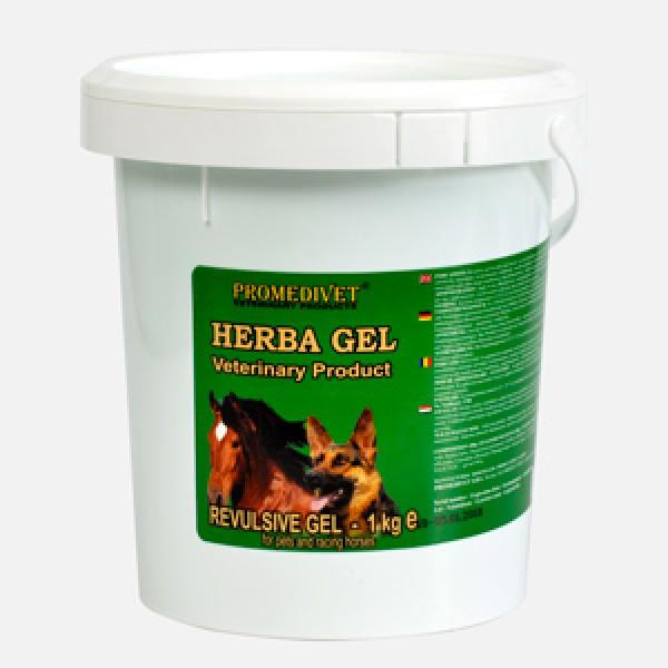 Herba Gel Revulsiv 1 kg