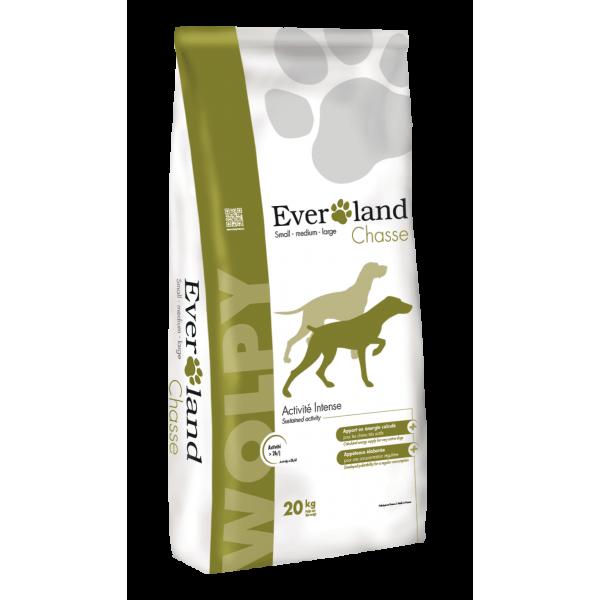 Hrana uscata pentru caini, Everland Woply Dog Adult Activ, toate taliile, 20 kg