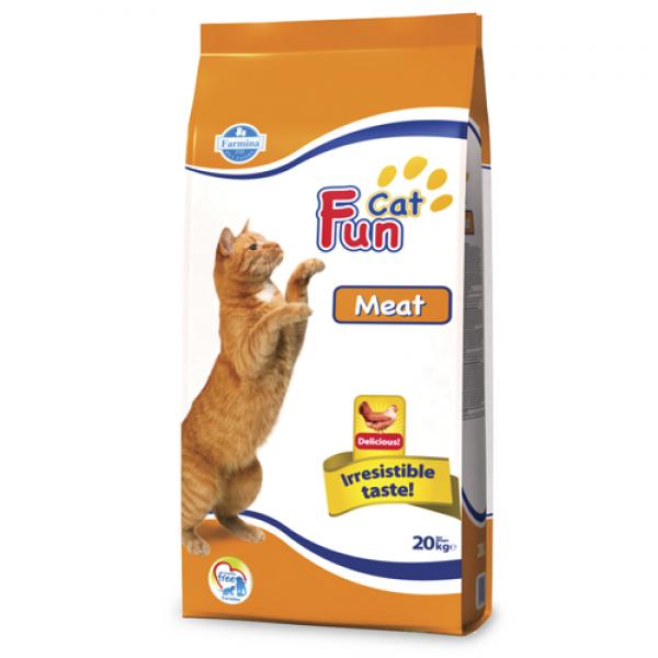 Fun Cat Carne 20 kg