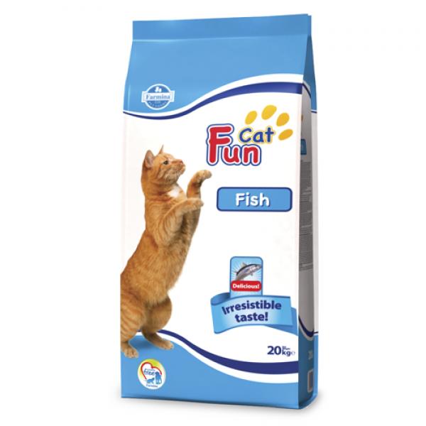 Fun Cat Peste 20 kg