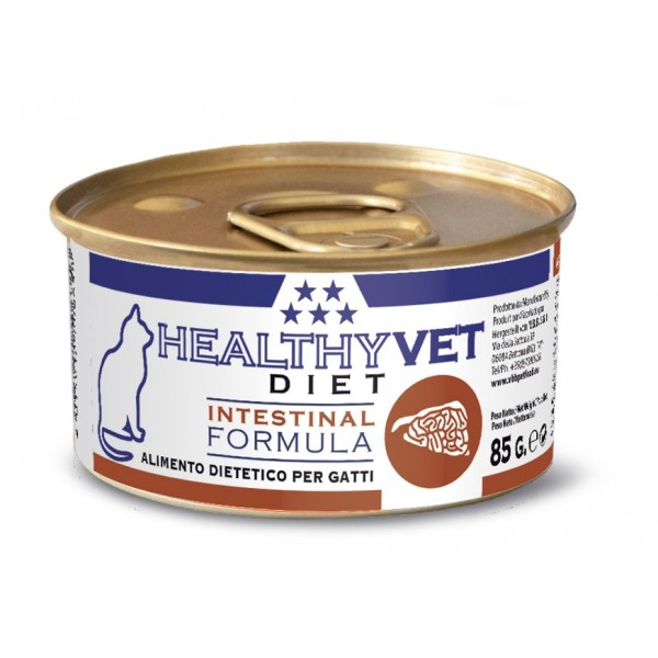 Conserva Healthyvet Diet Cat, Intestinal, 85g