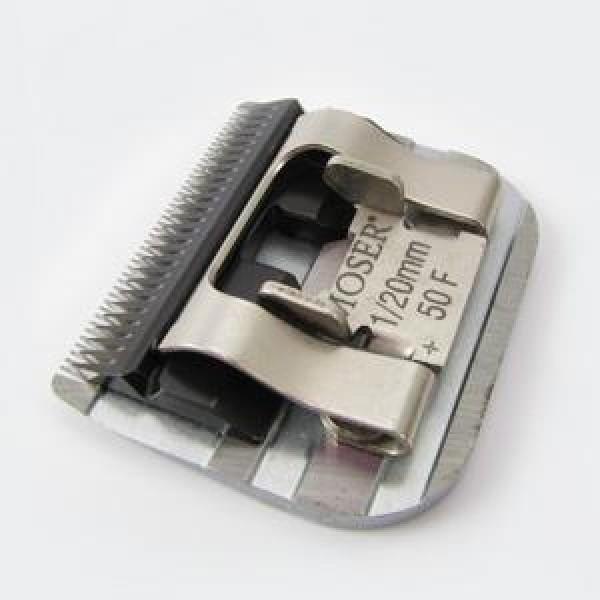 Lama / Cutit de rezerva 0.2 mm (50F), 40 mm latime, potrivita pentru masina de tuns Moser Max 45