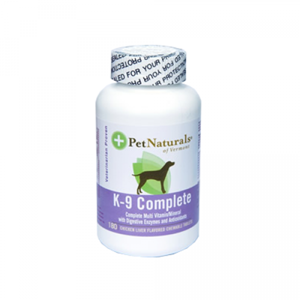 K-9 Complete 180 comprimate