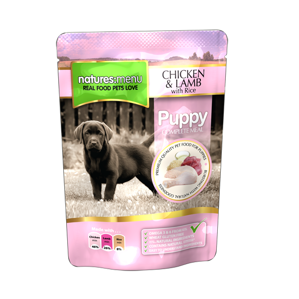 Natures Menu Dog Junior 300 gr.
